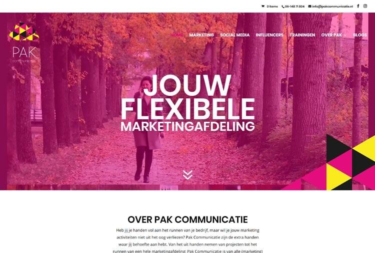 Pak communicatie klanten lifestyle linkedin design content creatie video videografie foto fotografie 4K bedrijven bedrijfsvideo bedrijfsfoto promotie- RSDesigns