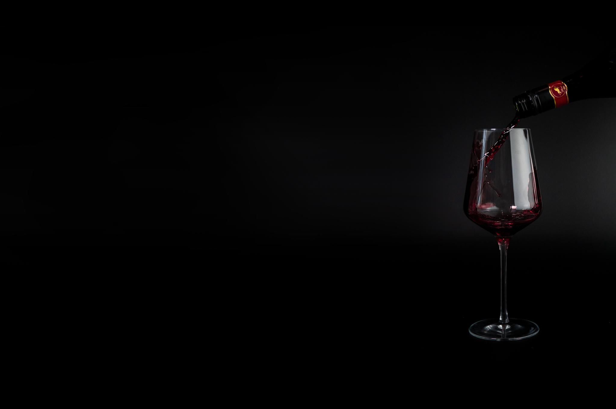 RSDesigns Wijn productfotografie